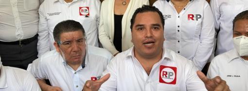 Teníamos fe y esperanza por ser partido político a nivel nacional: Antonio Lagunes