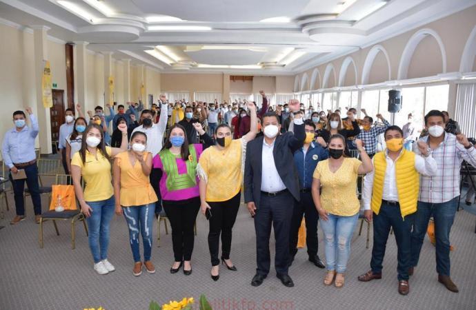 El reto del PRD es seguir moviendo la conciencia de las juventudes