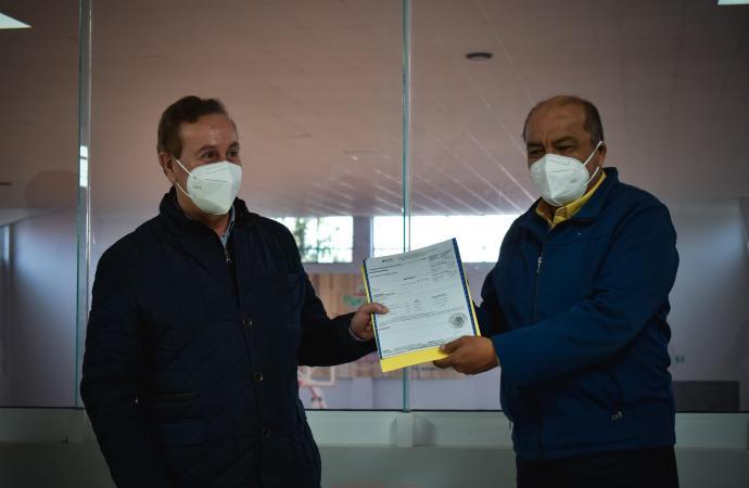 Paco Hervert asegura a sindicalizados peroteños