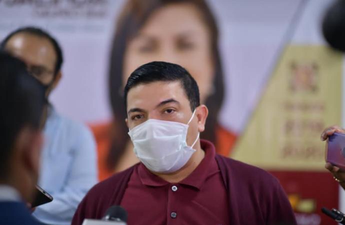 Miserable y ruin, intentar sacar raja política de homicidio de alcaldesa: Gómez Cazarín