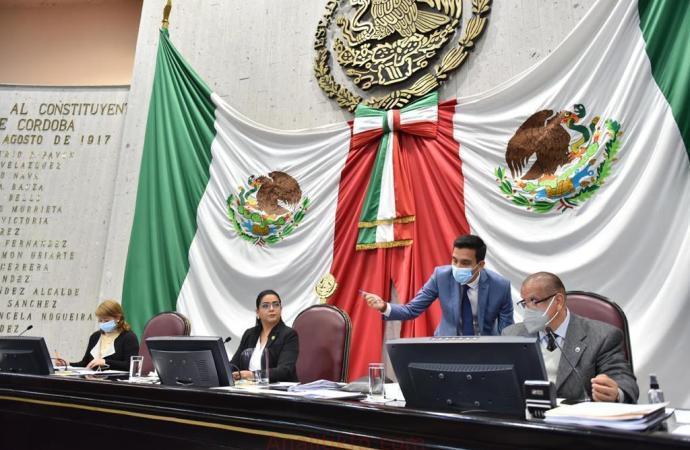 Recibe Congreso iniciativa del Gobernador que fortalece la Ley Ganadera