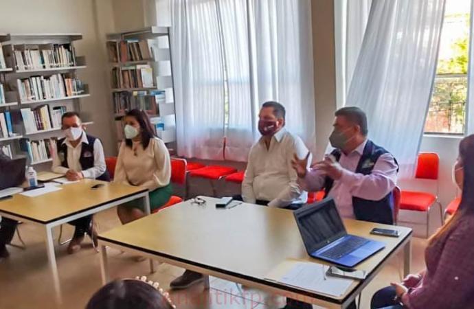 Planean y programan informes municipales con INVEDEM-Veracruz