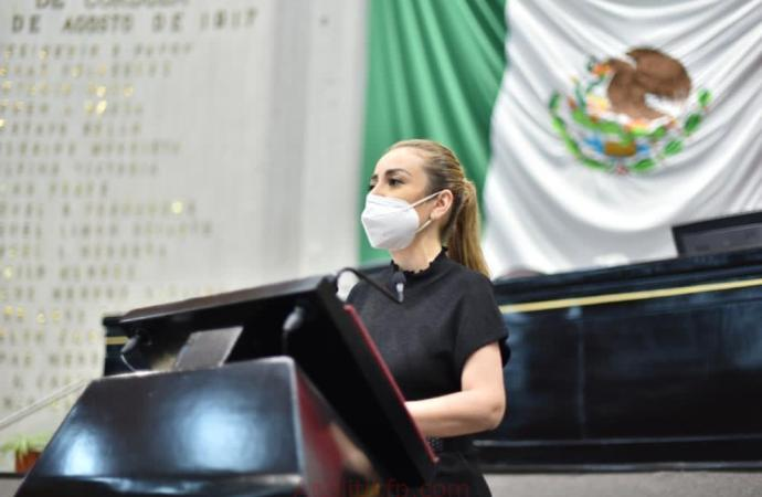 Garantizar derecho a la salud a personas en vulnerabilidad, busca Nora Lagunes