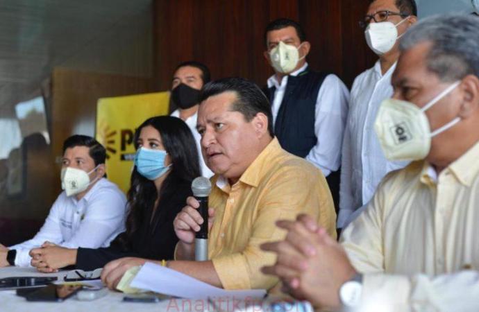 Nada que reconocer, nada que celebrar en el segundo informe de Cuitláhuac García: Sergio Cadena