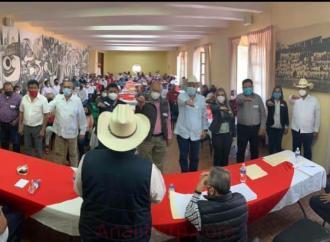 Se instala el Consejo Político Estatal de Desarrollo Rural de la Liga de Comunidades Agraria