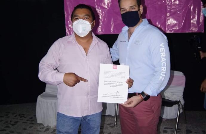 Silvestre Felipe Severo, da a conocer en redes sociales