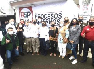 RSP y su registro de precandidatos a diputados federales