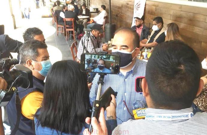 Generamos empatía en Xalapa: Gerardo Martínez Ríos