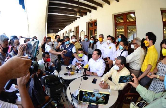 Gobierno de Cuitláhuac, ignorante y sin resultados: PRD