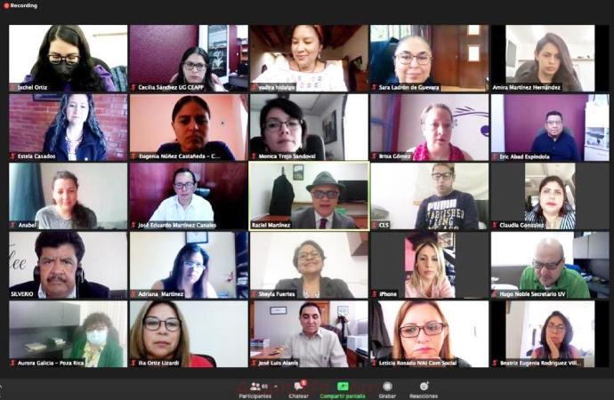 Reciben periodistas veracruzanos capacitación en materia de comunicación con perspectiva de género