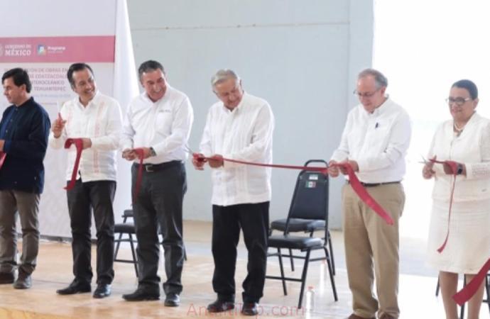 Proyecto del Istmo quedará en manos de la nación; propone López Obrador que sean propiedad de estados y Marina