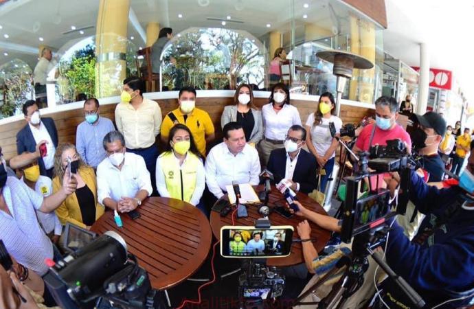 Acción artera y mal intencionada para descalificar al PRD: Sergio Cadena