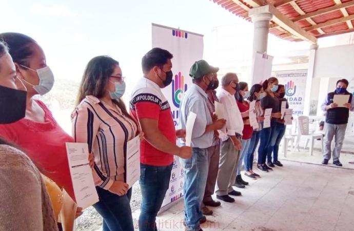 Unidad Ciudadana trabaja con gente comprometida por Veracruz: Francisco Toriz