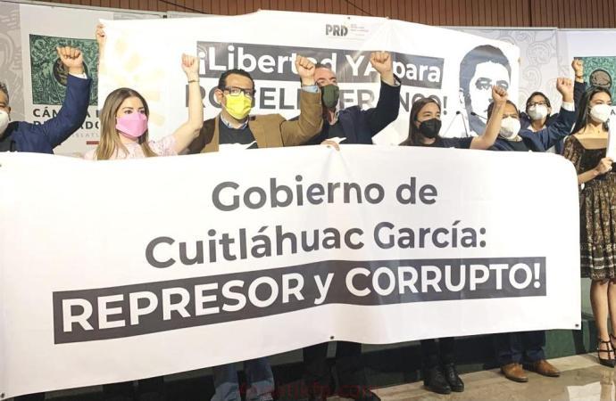 Juicio político a Gobernador de Veracruz: PRD