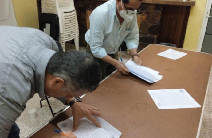 Renuncia diputado con licencia Víctor Emmanuel Vargas Barrientos a contender por la regiduría primera de Fortín