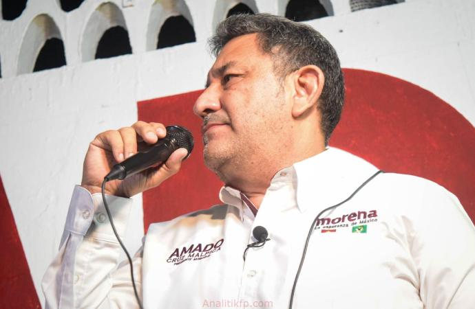 Gestionaré más  presupuesto para deporte y salud: Amado Cruz Malpica
