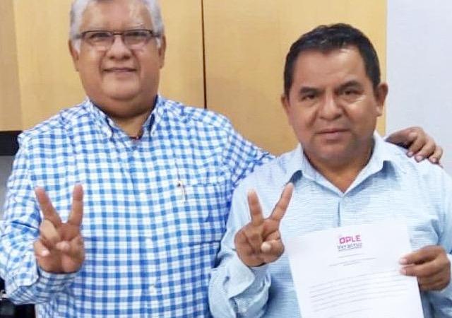Ratifica OPLE voluntad de la ciudadanía en Coxquihui, Tlalixcoyan y distrito de Misantla: PAN