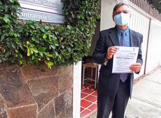 Héctor Coronel Brizio se registró como aspirante a Rector de la UV