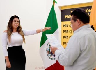 Cambios en el PRD Veracruzano