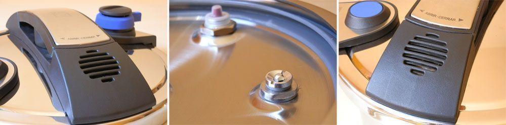 Valvula de seguridad Bra Facile