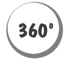 base conectora 360º