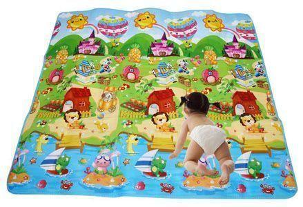 Las 10 alfombras de bebé más vendidas