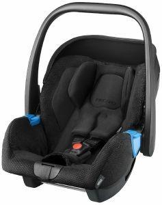 silla de bebe recaro privia