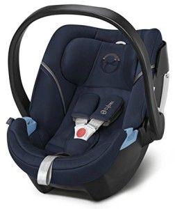 aton 5 silla de bebé coche