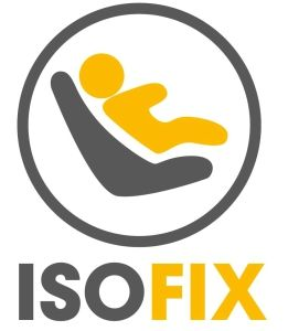 etiqueta isofix en sillas coche