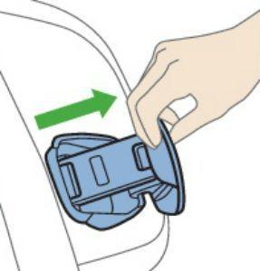 pieza proteccion lateral recaro
