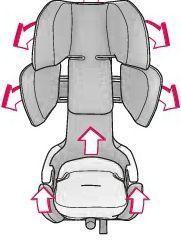 vario xt-5 silla ajustable