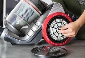 limpieza filtro hepa aspiradora ecoextreme 3000