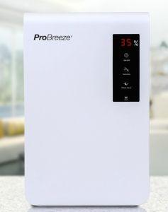 deshumidificador compacto pro breeze