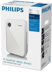 embalaje purificador de aire philips