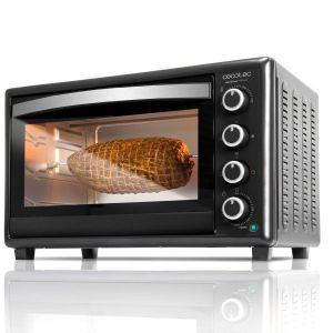 bake & toast 750 gyro de cecotec horno sobremesa