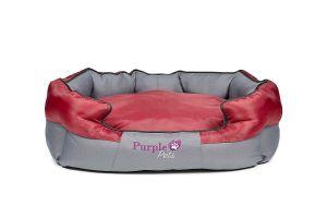 purple-pets tradicional camas para perros