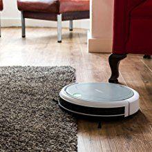 robot aspirador alfombras conga slim 890
