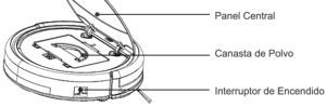 depósito aspirador v3 ilife