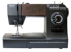 Maquina de coser Toyta 34B Super Jeans