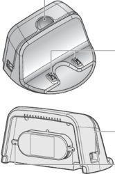 base carga aspirador LG