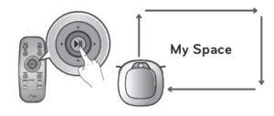 modo my space hombot LG
