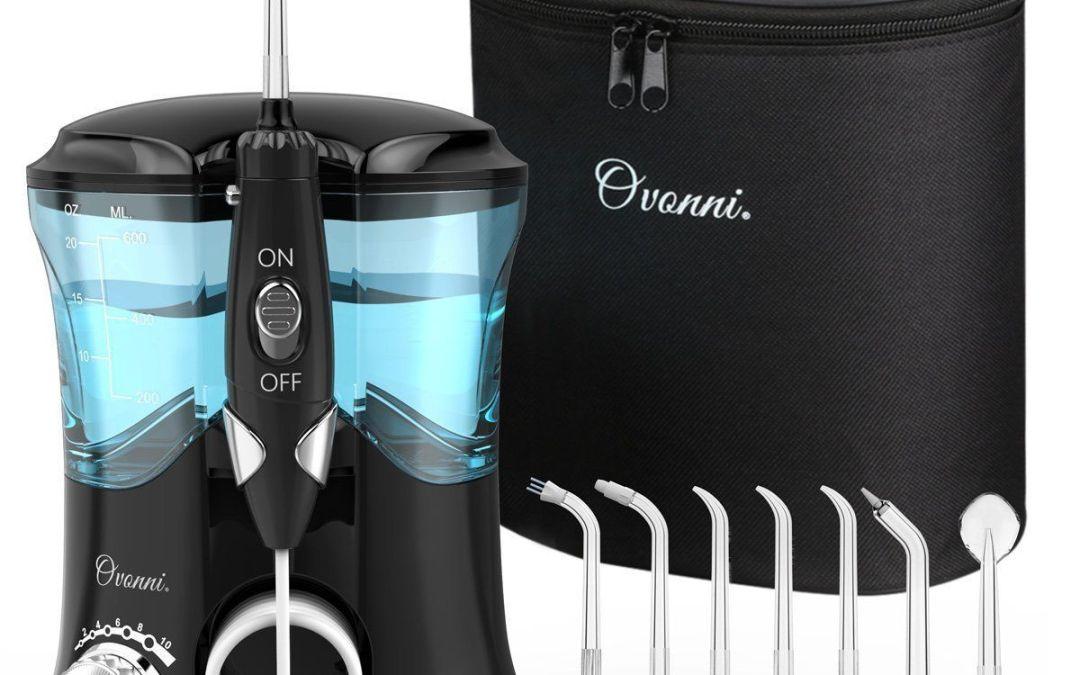 Los 10 irrigadores dentales más vendidos