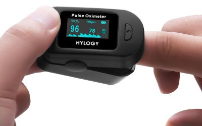 Los 8 mejores pulsioxímetros. Tabla comparativa