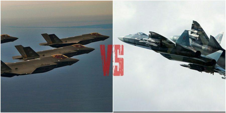 Comparativa de Prestaciones del F-35 y Su-57