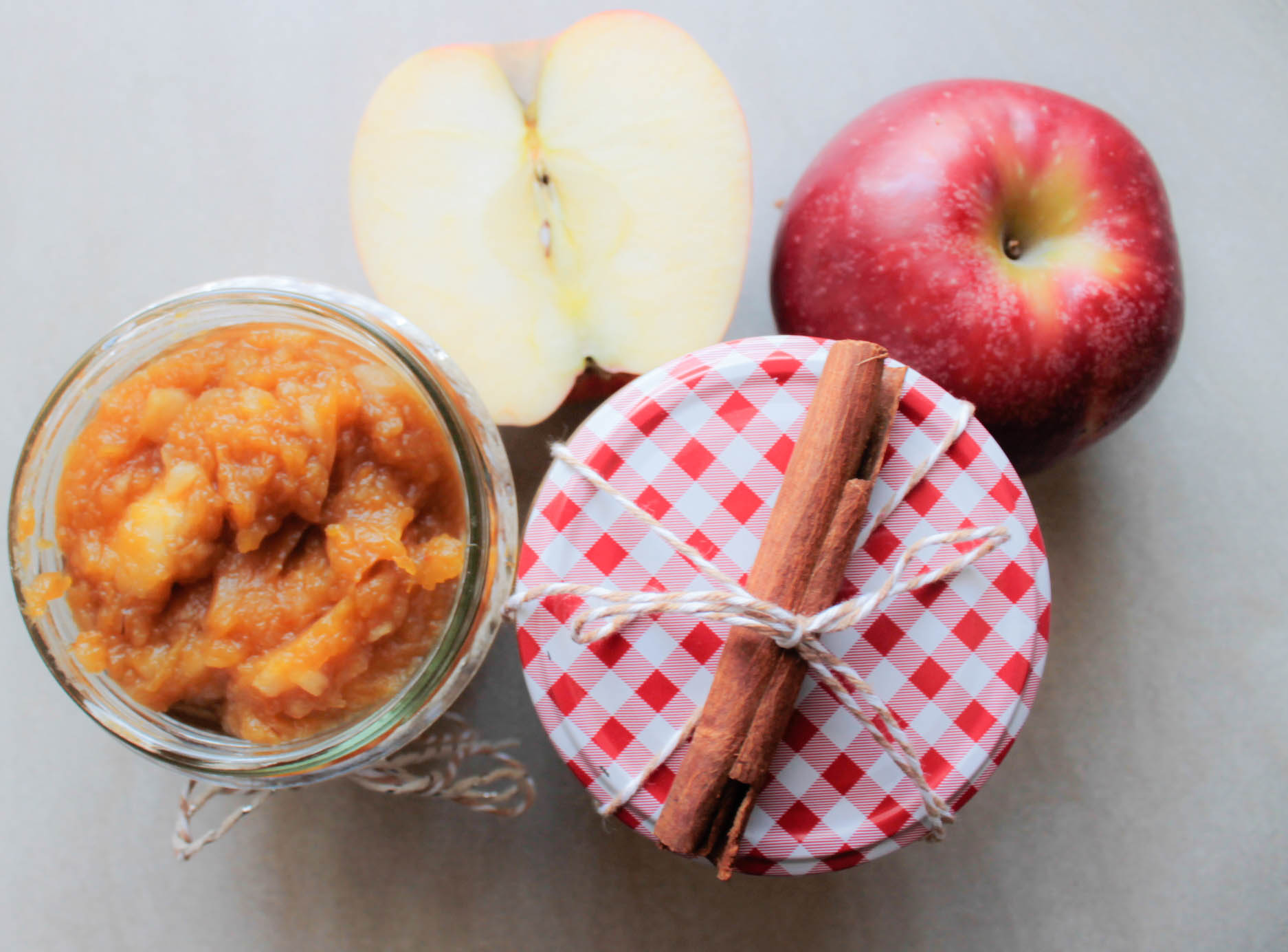 Konfitura z dyni i jabłek