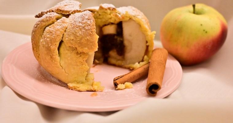 Jabłka w cieście kruchym