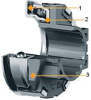 Clutch-release-bearing-ZF Kavrama Tipleri Nelerdir ve Nasıl Çalışırlar