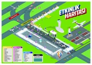 teknofest istanbul yerleşim planı