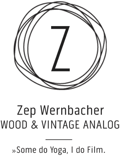 Zep Wernbacher - Wood & Vintage Analog. Analog Film Photography - Some do Yoga, I do Film.