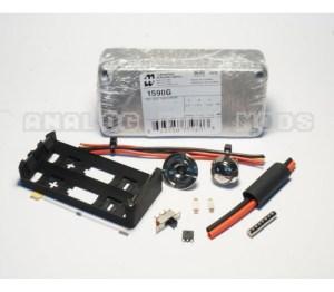 DIY Box Mod Kit  Dual 18650 Mosfet Unregulated  Canada